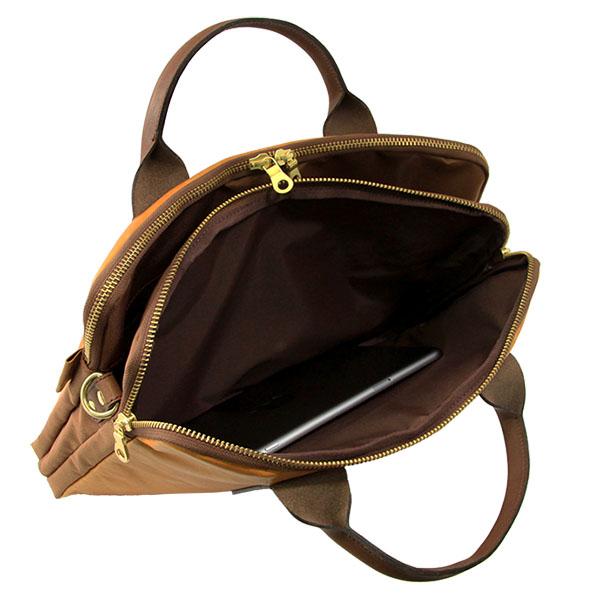 馬革 軽量 ビジネスバッグ