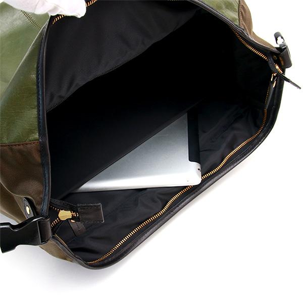 リュックサック バックパック 本革 ナイロン 軽量 日本製