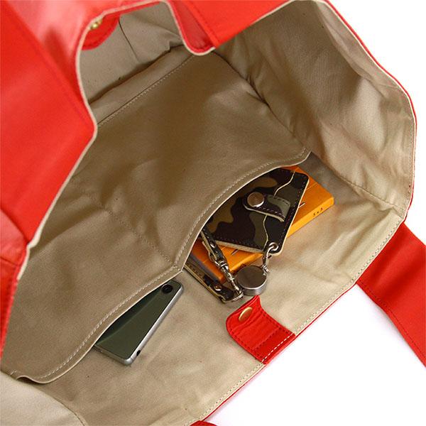 トートバッグ 軽量 馬革 レザー 日本製