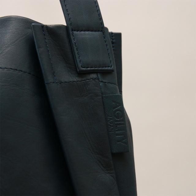 B4対応 馬革 ホースレザー 軽量 ショルダーバッグ 日本製