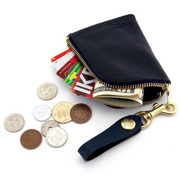 コインケース 小銭入れ カードケース アルジャン アリゾナ 日本製
