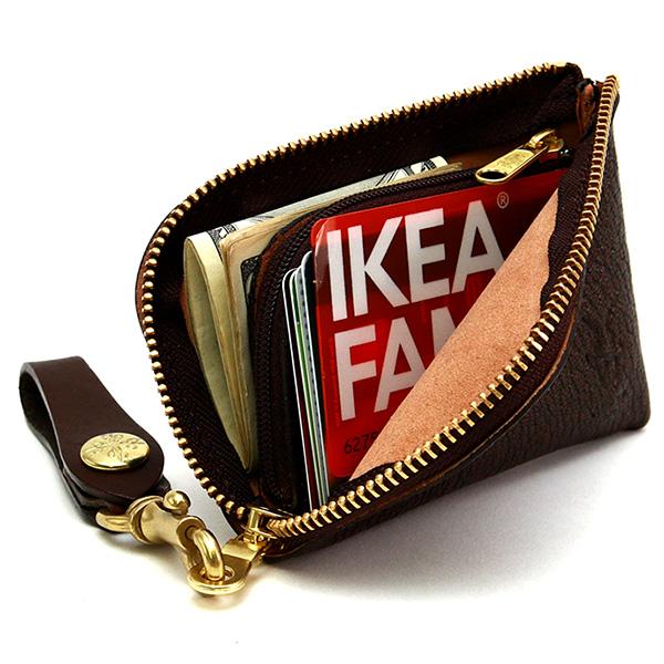 コインケース 小銭入れ カードケース アルジャン 山羊革 日本製