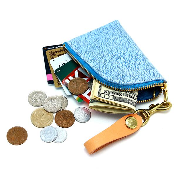 コインケース 小銭入れ カードケース アルジャン 牛革 日本製
