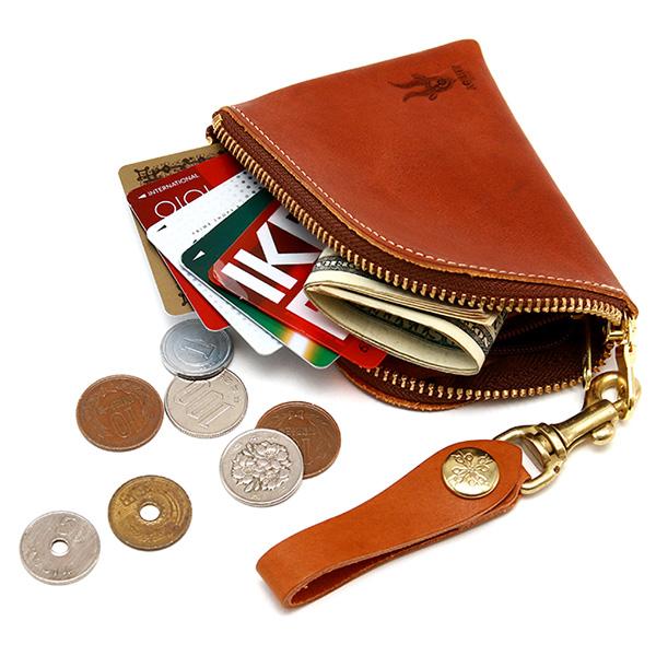 コインケース 小銭入れ カードケース アルジャン エルバマット 日本製