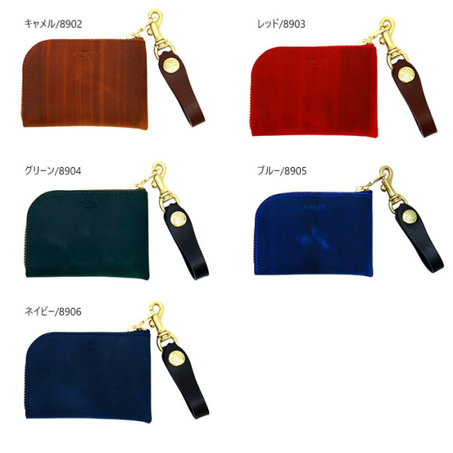 革財布 コインケース カードケース 牛革 日本製 レザー メンズ レディース
