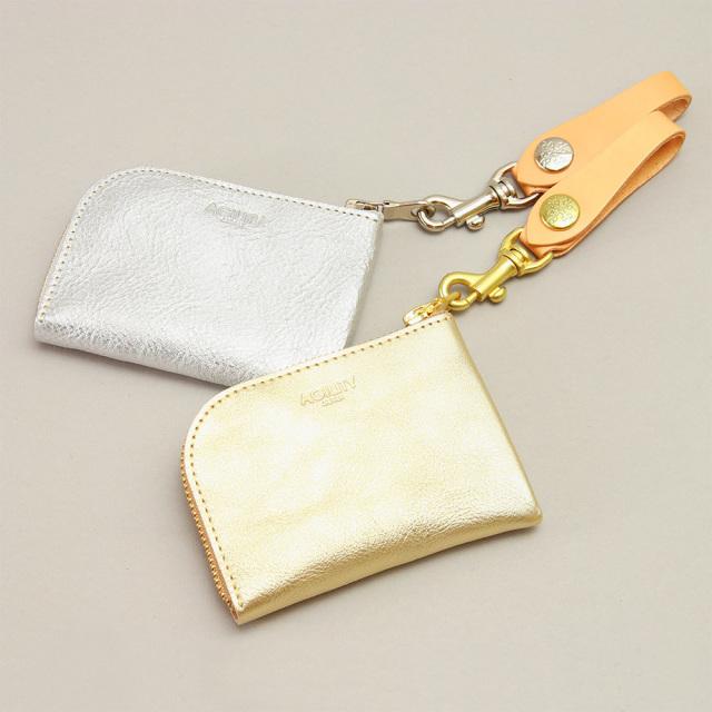 革財布 コインケース 牛革 Lジファスナー 日本製 メンズ ユニセックス