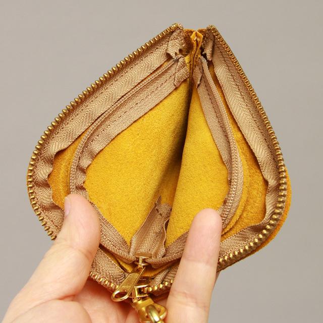 革財布 コインケース カードケース 牛革 日本製 レザー メンズ レディース ユニセックス