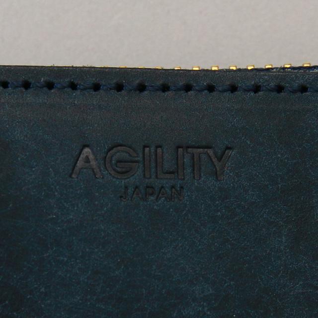 革財布 コインケース カードケース 日本製 L字ファスナー