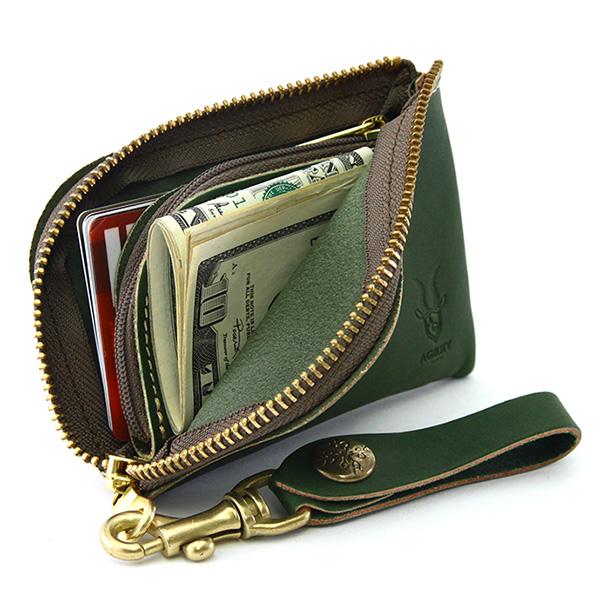 コインケース カードケース 小銭入れ アルジャン