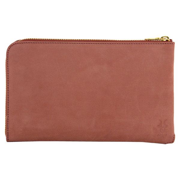 お財布バッグ トラベルウォレット 牛革 日本製