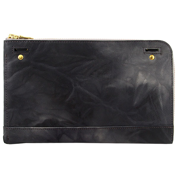 日本製 羊革 お財布バッグ マルチウォレット