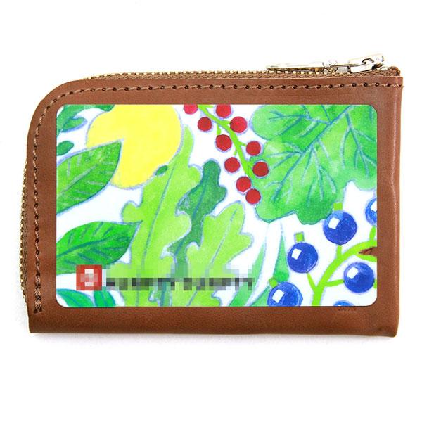 極小 財布 小銭入れ カードケース 本革 日本製