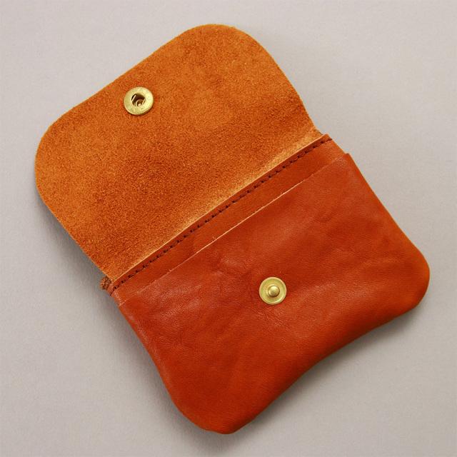 コインケース カードケース マルチケース 本革 牛革 レザー 財布 made in Japan