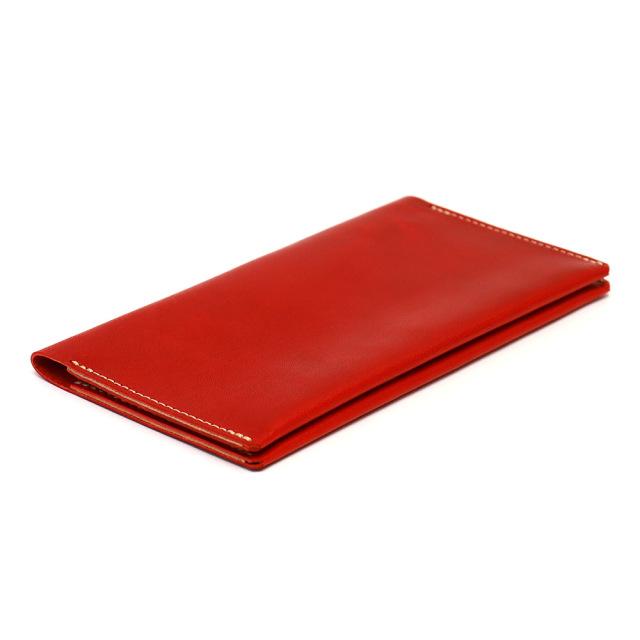 長財布 折財布 カード お札 シンプル 薄型 10枚 内ポケット 本革 レザー