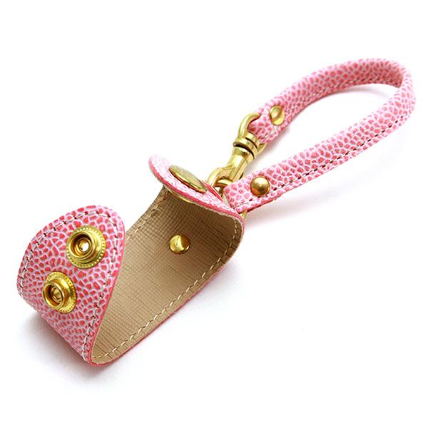グローブホルダー 手袋 スカーフ 本革 日本製