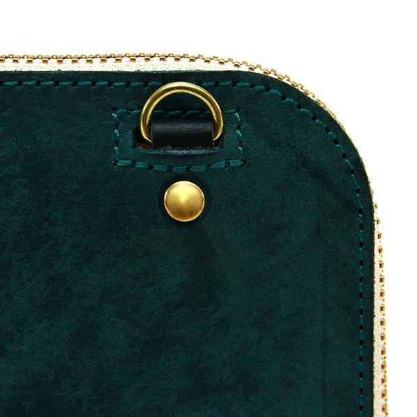革 レザー 日本製 ウォレット スマホ 財布