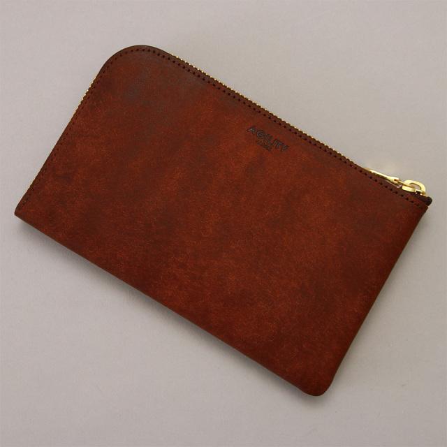 財布 ウォレット L字ファスナー パスポート スマートフォン パスポートケース ポシェット