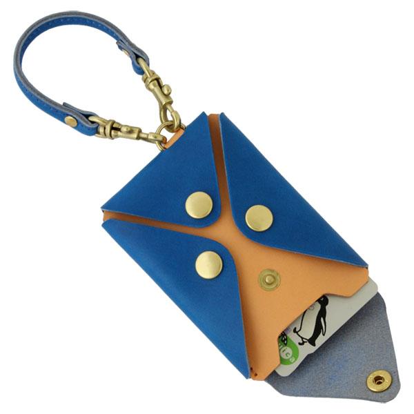 日本製 パスケース 革小物
