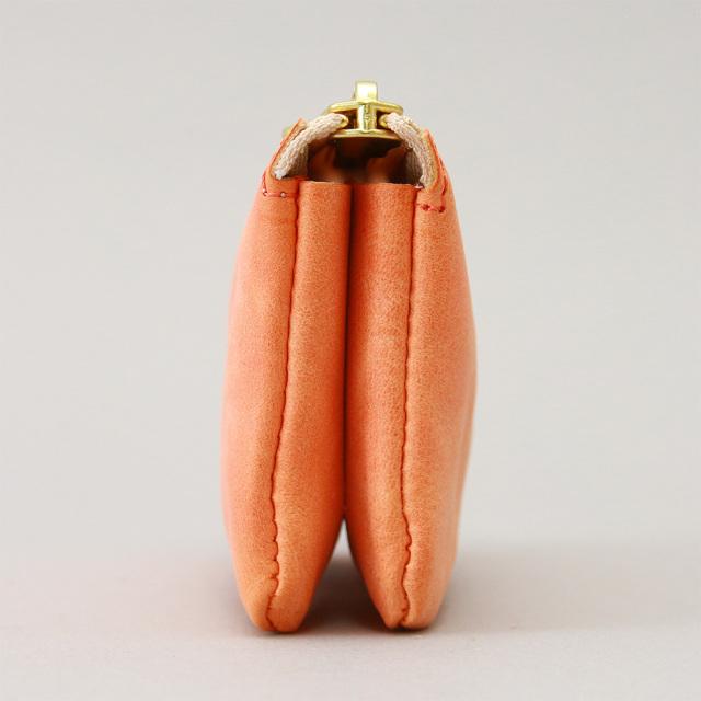 マルチケース バッグインポーチ ミニポーチ レザーポーチ 革 本革 レザー