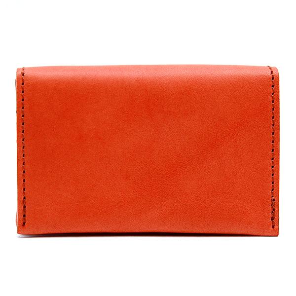 コインケース ファスナーなし 極小財布 ミニ財布 革 レザー 小さい ミニ財布 フラップ