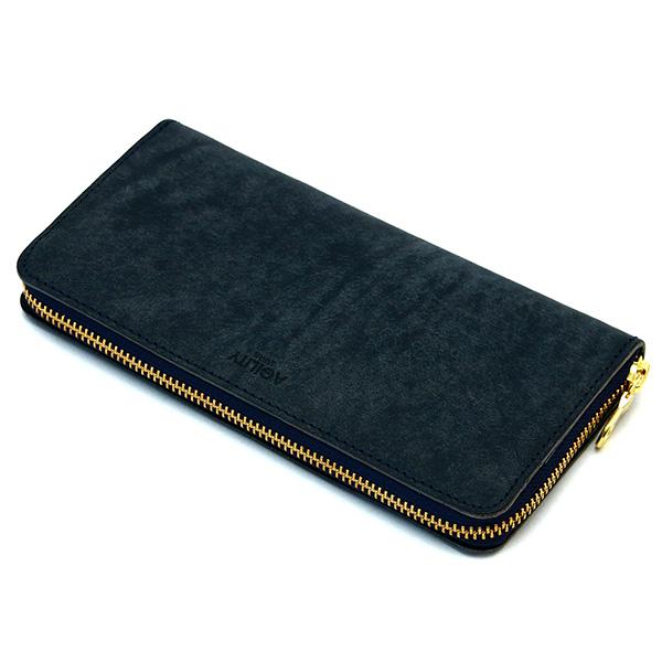革 レザー 日本製 ウォレット 長財布
