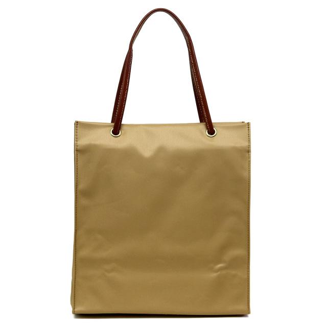 レディース ショッパー 紙袋 撥水 ナイロン B5 サブバッグ トートバッグ
