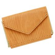 ミニ財布 小さい財布 ミニウォレット コンパクト ミニマリスト ミニマル ベージュ