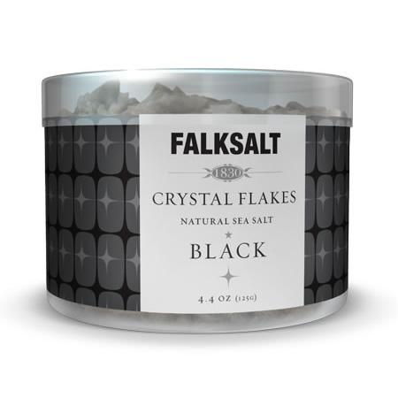 地中海クリスタルフレークソルトブラック