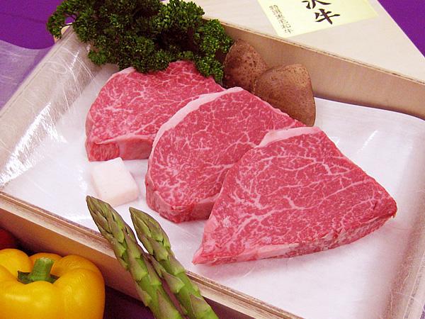 米沢牛ステーキ用シャトーブリアン