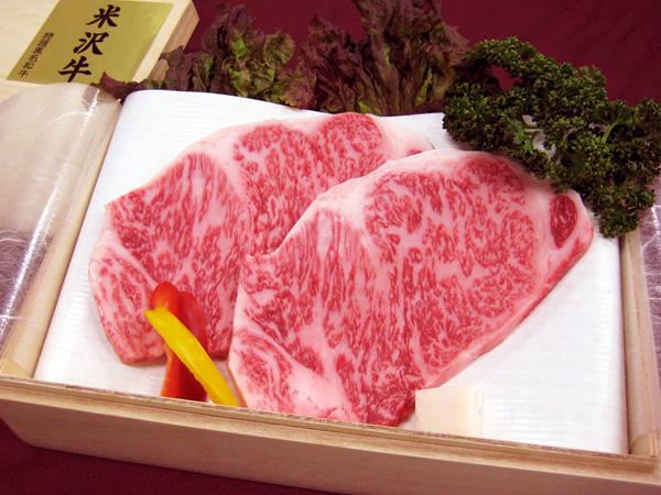 米沢牛ステーキ用サーロイン