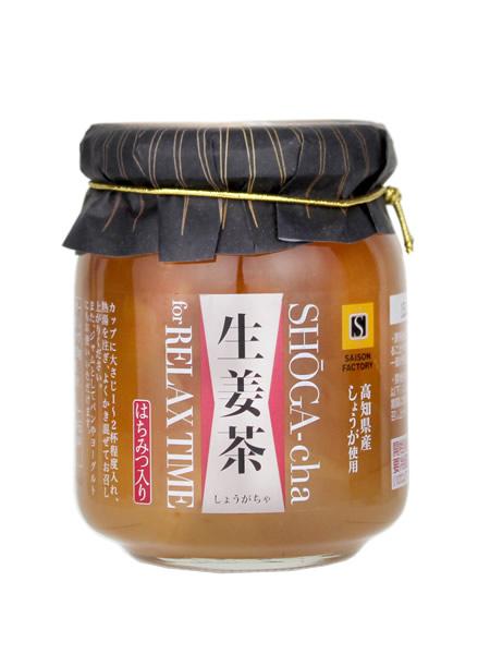 生姜茶 260g