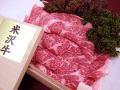 米沢牛すき焼き用リブロース