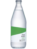 サンタニオル微炭酸グラスボトル500ml