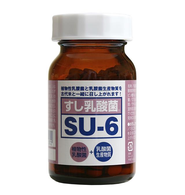 すし乳酸菌 SU-6