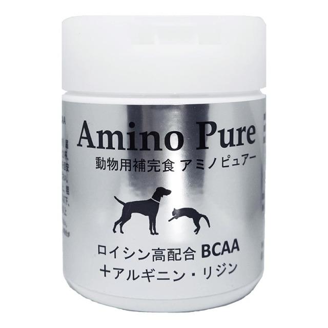 ◎犬猫用 アミノ酸 BCAA アルギニン リジン ◎ アミノピュアー 100g