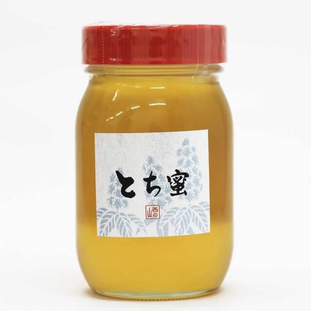とち 蜂蜜(山形県産) 純粋、無添加、非加熱、天然