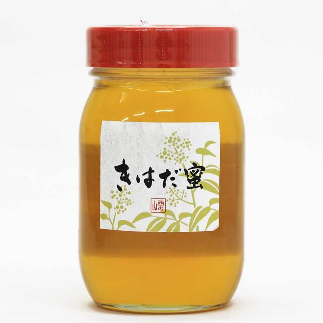 きはだ 蜂蜜(山形県産) 純粋、無添加、非加熱、天然