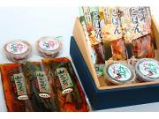 鶴岡 やまぜん食品 国産味付き山菜 フルコースセット 8種