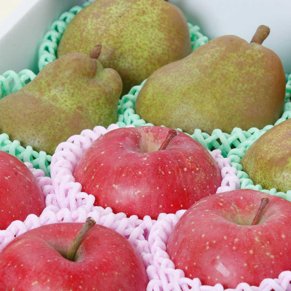 旬の味覚 冬の果物詰め合わせ 約3kg【ギフト、お祝い、贈答用、送料無料】