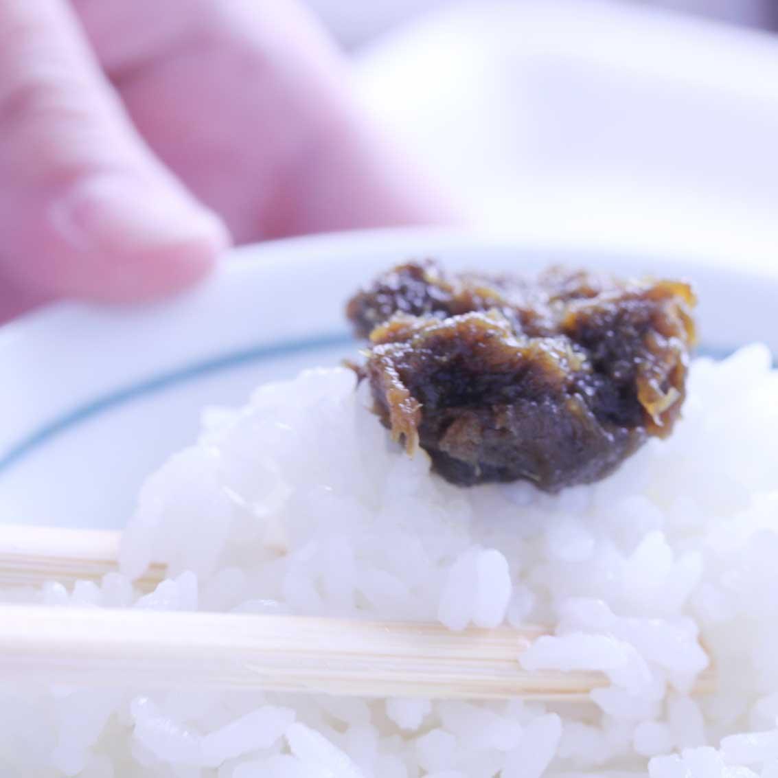 ふきのとう佃煮100g