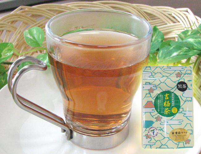 国産ダイエットプーアール茶 吉福茶(きっぷくちゃ) 50g×1袋 ティーパックタイプ ダイエットにお悩みの方へ