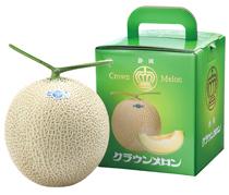 【最高級】静岡クラウンメロン1玉タイプ