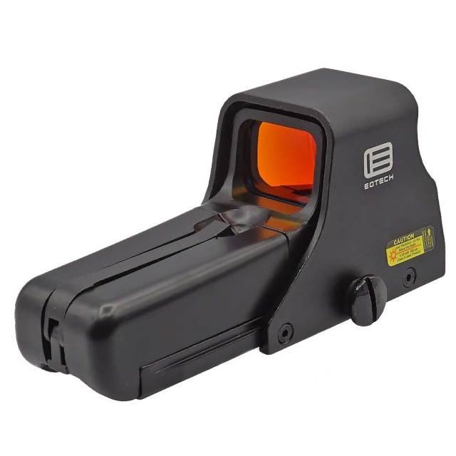 EOTech 552 ホロサイト レプリカ ルビーコーティング レンズ