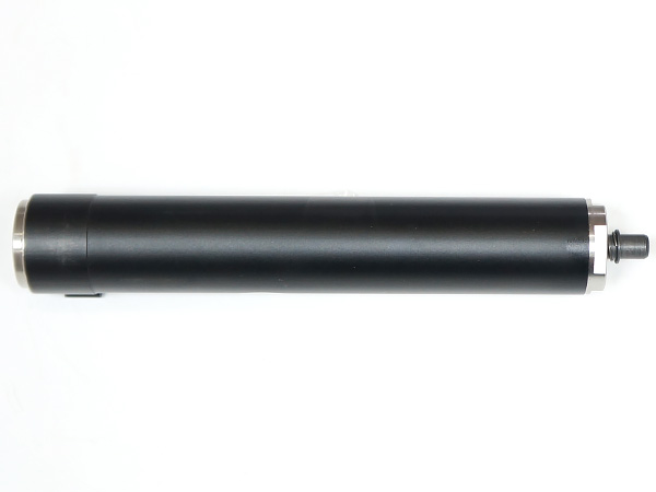 Alpha Parts M90 Cylinder Set for Systema Over 10.5 Inch Inner Barrel PTW M4 Series - Black / APARTS-PTW04B