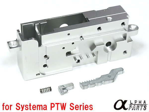 Alpha Parts CNC Gearbox for Systema PTW M4 Series