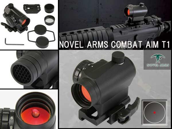 NOVEL ARMS (ノーベルアームズ) COMBAT AIM T1