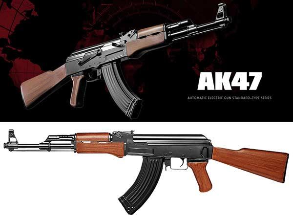 【東京マルイ】電動ガン スタンダードタイプ AK47