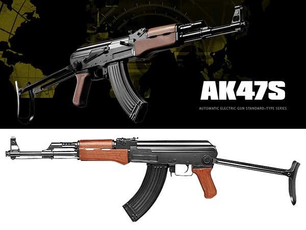 【東京マルイ】電動ガン スタンダードタイプ AK47S