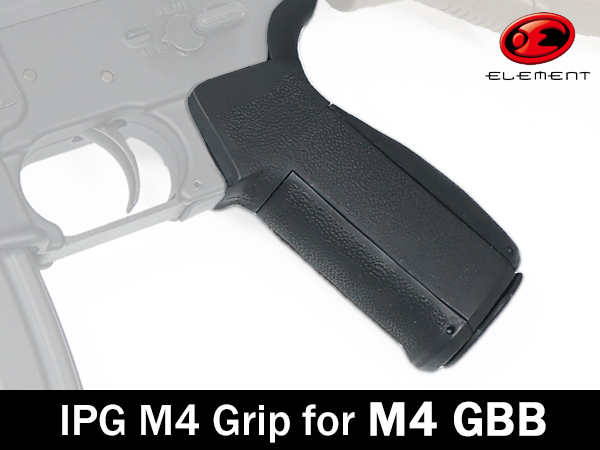 ELEMENT IPG M4 GRIP [GBB-AR] / EX347