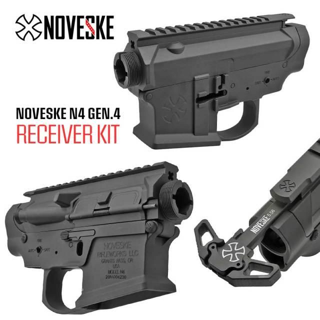 APS NOVESKE N4 GEN4 メタルフレーム コンバージョンキット